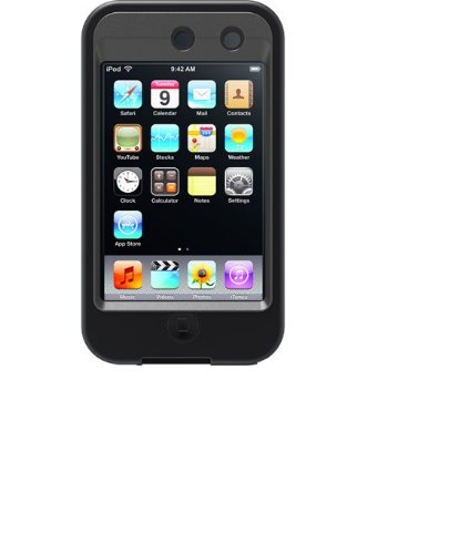 OtterBox Defender Case for iTouch 4G - Black