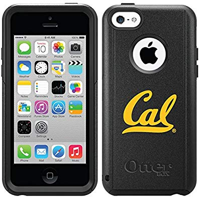 Coveroo Commuter Series Cell Phone Case For iphone 5c - UC Berkeley - Cal design