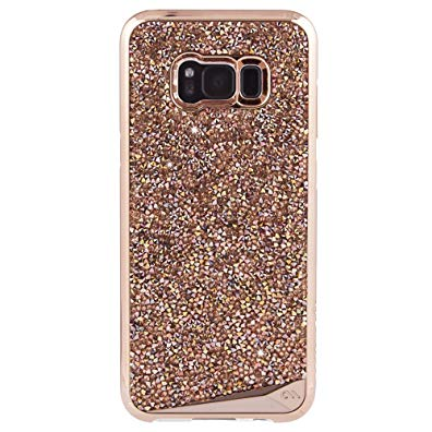 Case-Mate Samsung Galaxy S8+ Case - BRILLIANCE - Rose Gold